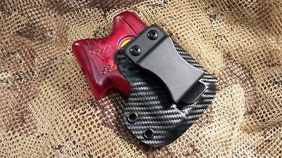 GUNNER's CUSTOM HOLSTERS  fits Kimber Pepper Blaster II Holster IWB or OWB - Blaster Holster