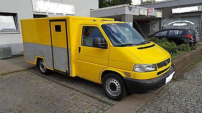 VW T4 2,5 TDI  ehem. Geldtransporter im TOP Zustand !!!! Der Einzige seiner Art online kaufen