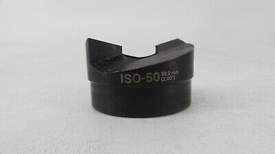 Greenlee Punch - Rd 50.8mm With Alignment Markings