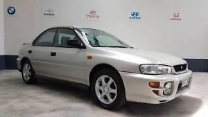 1998 Subaru Impreza Sedan North St Marys Penrith Area Preview