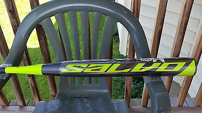 Used, NIW Easton Salvo SP15SVAU (26oz) Dual Stamp/Slow Pitch Softball Bat for sale  Shipping to Canada