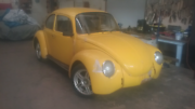 Vw beetle 1974 twin 1600 66 lights fibreglass gaurds $12500! Adelaide CBD Adelaide City Preview