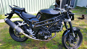 Hyosung 650cc Motorcycle Largs North Port Adelaide Area Preview