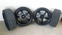 King Wheels 20'' rims and Tyres Belmont Lake Macquarie Area Preview
