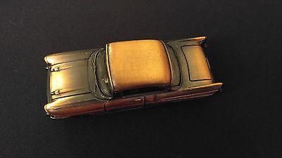 Classic Pencil Sharpener (CLASSIC CAR Collectible Pencil Sharpener Antiqued Bronze Die-Cast w/ Plastic )