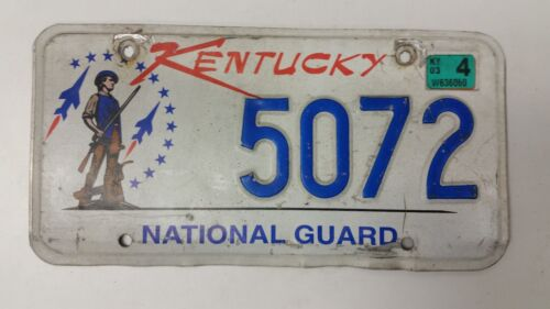 2003 KENTUCKY National Guard 5072