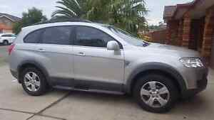 2008 Holden Captiva Wagon Green Valley Liverpool Area Preview