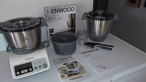 Never used Kenwood Kcook (Similar to Thermomix) Aubin Grove Cockburn Area Preview