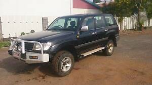 1999 Toyota LandCruiser Wagon Bakewell Palmerston Area Preview