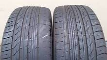 2 x 245/45/18 tyres with good tread Rooty Hill Blacktown Area Preview