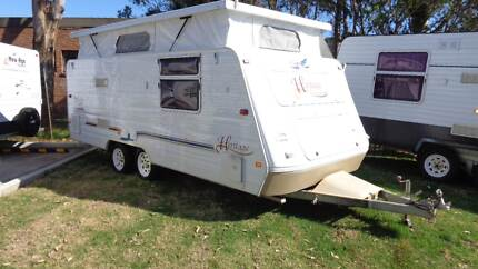 2002 Jayco Heritage Pop Top Tuggerah Wyong Area Preview