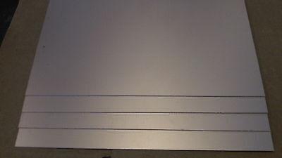 4 Pcs Copper Clad Laminate Board Pcb 4 X 7. Fr-4 .031 1 Oz. Double Sided