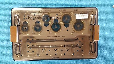 Edwards Lifesciences Mitral Sizers Ref Tray1162