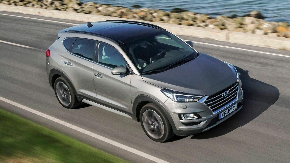 Hyundai Tucson Fahrbericht Mobile De