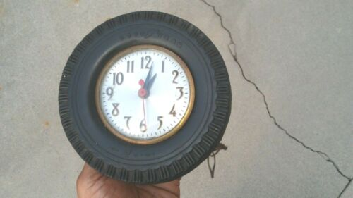 good year tires  sessions clock all weather 1935 - 1960 dodge plymouth truck 407