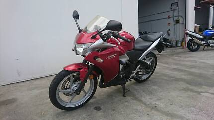 Honda CBR250R 2011 model Learner approved Great Condition