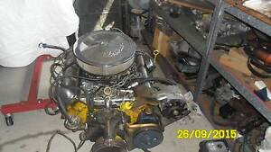 Complete 350 Oldsmobile Engine and Turbo 400 Transmission Burpengary Caboolture Area Preview