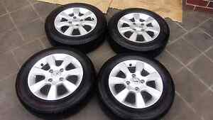 4stud 15'Wheels+New Tyres Narre Warren South Casey Area Preview
