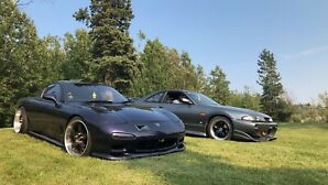 1993 Mazda fd rx7 twin turbo