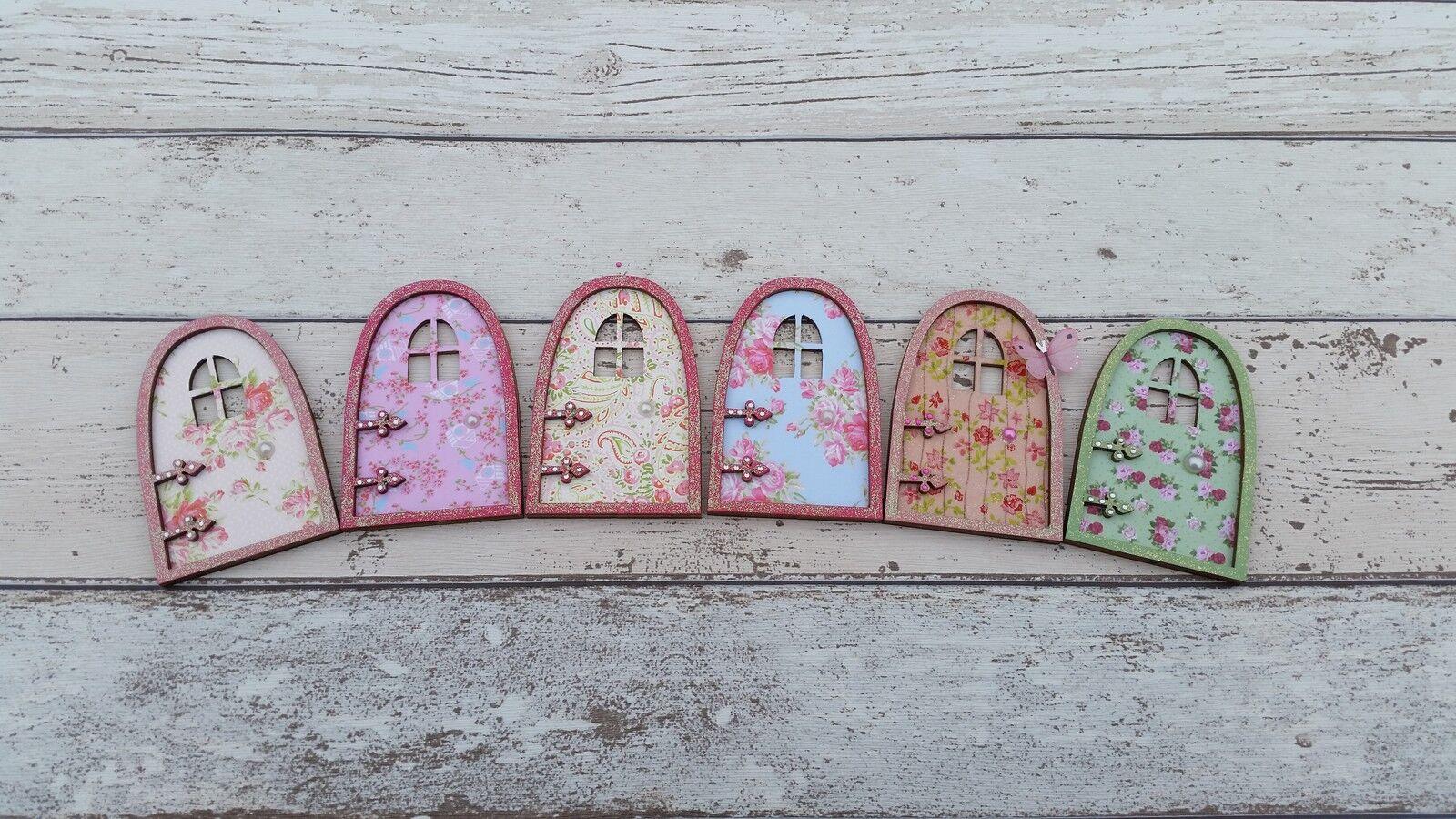 Rachael's Fairy Doors
