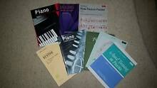 VARIETY OF MUSIC BOOKS Nedlands Nedlands Area Preview