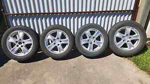 "Holden Commodore S Pack 16"" wheels Bairnsdale East Gippsland Preview"