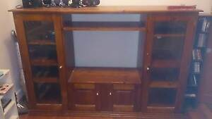 TV unit (Timber) West Ryde Ryde Area Preview