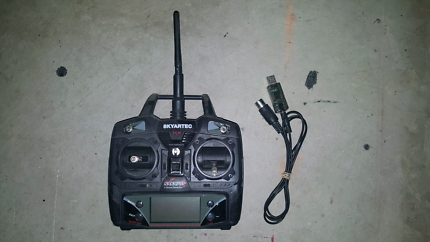 RC Plane & Helicopter Transmitter