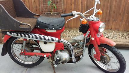 Honda CT 90 postie CT90 110