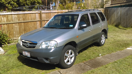 2005 Mazda Tribute Morningside Brisbane South East Preview