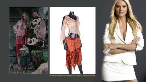 Ella Enchanted - Heidi Klum / Movie Screen Worn Costume / COA