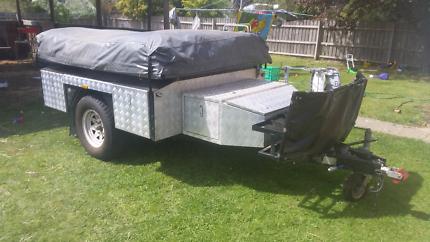 Ezytrail camper trailer