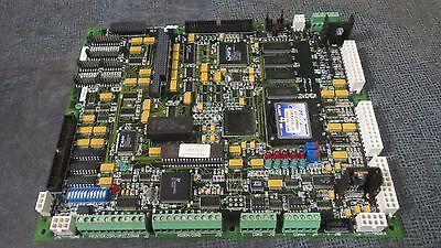 York 8 Mb Flash Circuit Board For Chiller Control Model 031-01730-000 Rev C