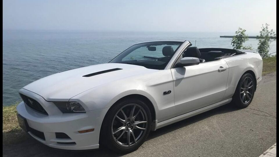 2014 Mustang Gt Track Pack >> 2014 Mustang Gt Premium Track Pack