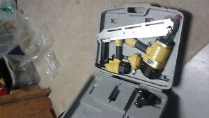 9 piece air nailer kit