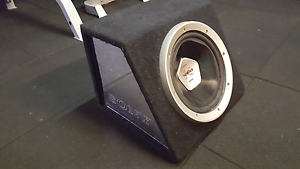 Sony Xplod subwoofer Bossley Park Fairfield Area Preview