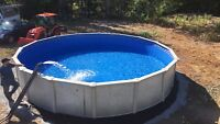 Looking for pro pool installer