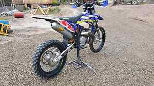 Sherco 300 SER Factory edition Cygnet Huon Valley Preview