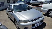 FORD LASER LXI LIANA, MANUAL, AIR, STEER, HATCH Victoria Park Victoria Park Area Preview