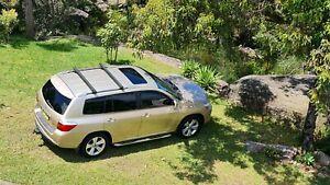 Toyota kluger grande 2008