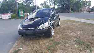 2008 hyundai getz Redcliffe Redcliffe Area Preview