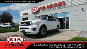 2017 Ford Expedition XLT CLEAN CARPROOF, LOW KMS, AMAZING SHAPE
