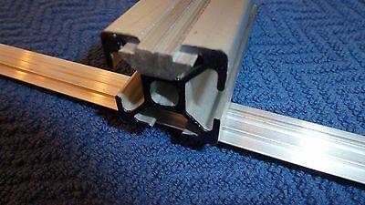 T Slot Hardware Fits Parker-ips T-slots 80-20 Aluminum Slide Bar 15