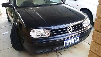 Manual golf mk4.Kms only 116000.Very good condition  $4500 neg