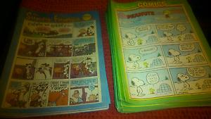 Newspaper comic books x72 Joondanna Stirling Area Preview