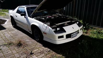 1988 Chevrolet Camaro Ridgehaven Tea Tree Gully Area Preview