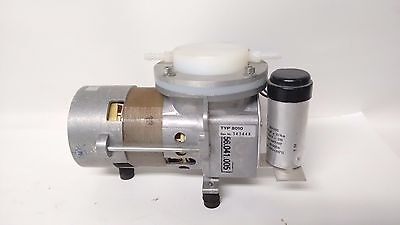 Asf Thomas Type 8010 Diaphragm Vacuum Pump W5nw4b