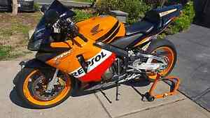 Honda CBR 600 RR 2004 For Sale. $6000. Tarneit Wyndham Area Preview
