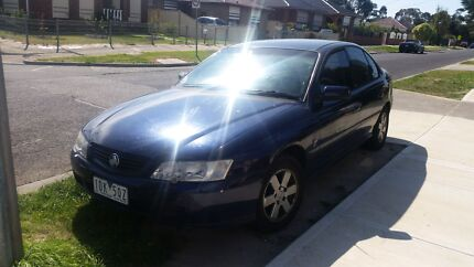 2002 Holden Vy Acclaim  Kings Park Brimbank Area Preview