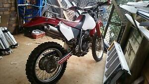 1997 Honda XR400 Terranora Tweed Heads Area Preview